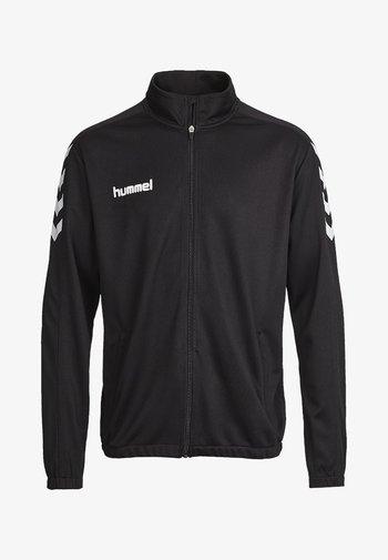 CORE - Training jacket - black