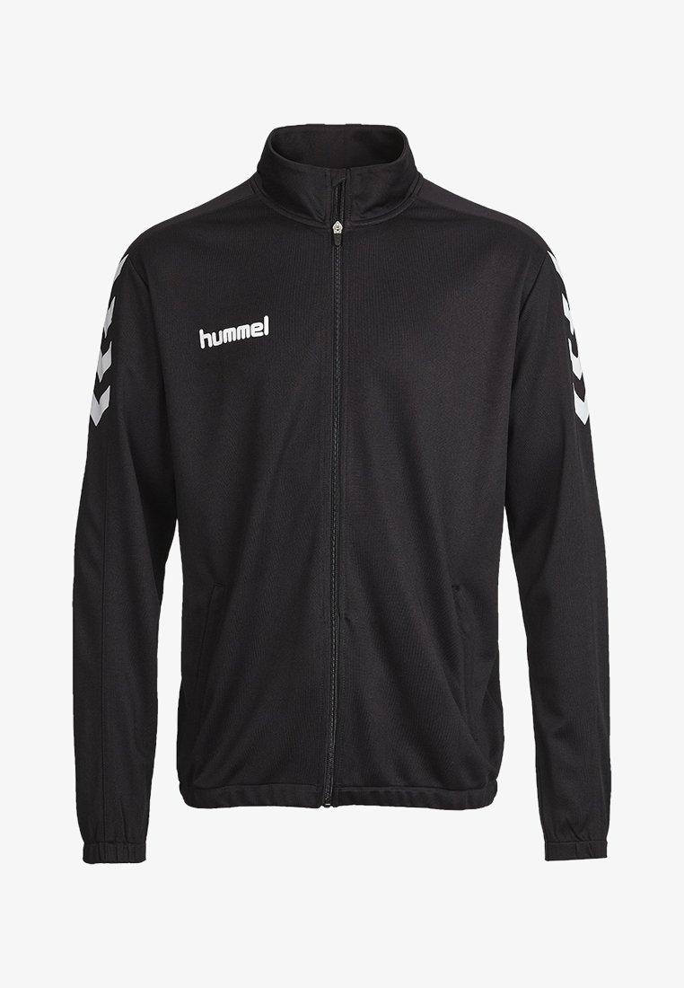 Hummel - CORE - Training jacket - black