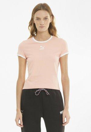 CLASSICS - Camiseta estampada - apricot blush