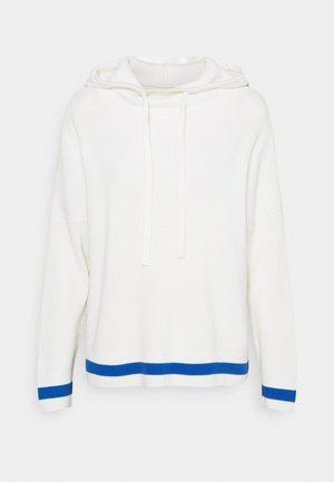 LONG SLEEVE HOOD - Jumper - vanilla dream