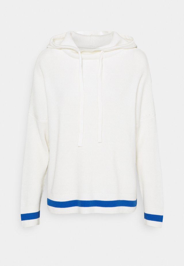 LONG SLEEVE HOOD - Pullover - vanilla dream