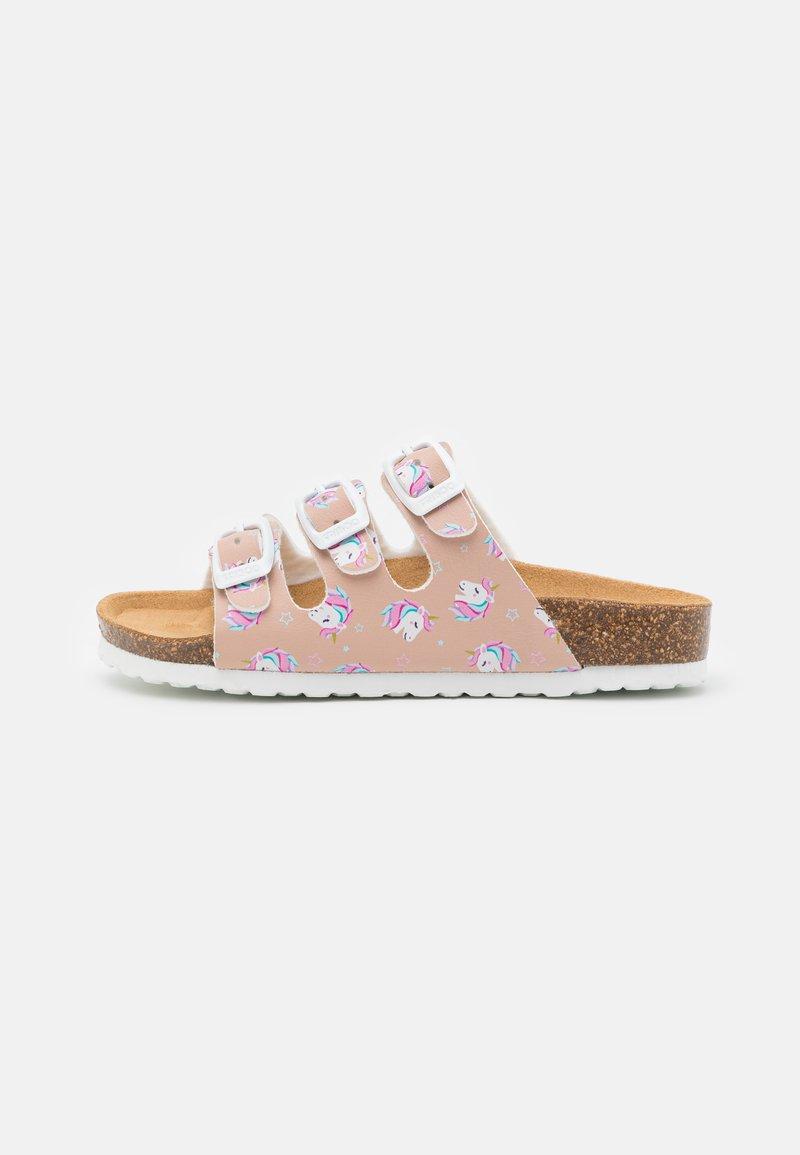Friboo - Domácí obuv - pink