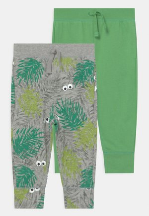 TODDLER BOY 2 PACK - Stoffhose - carmel green