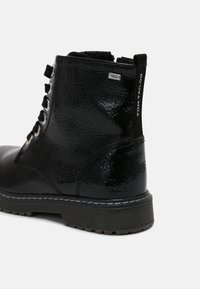TOM TAILOR - Lace-up ankle boots - black - 6