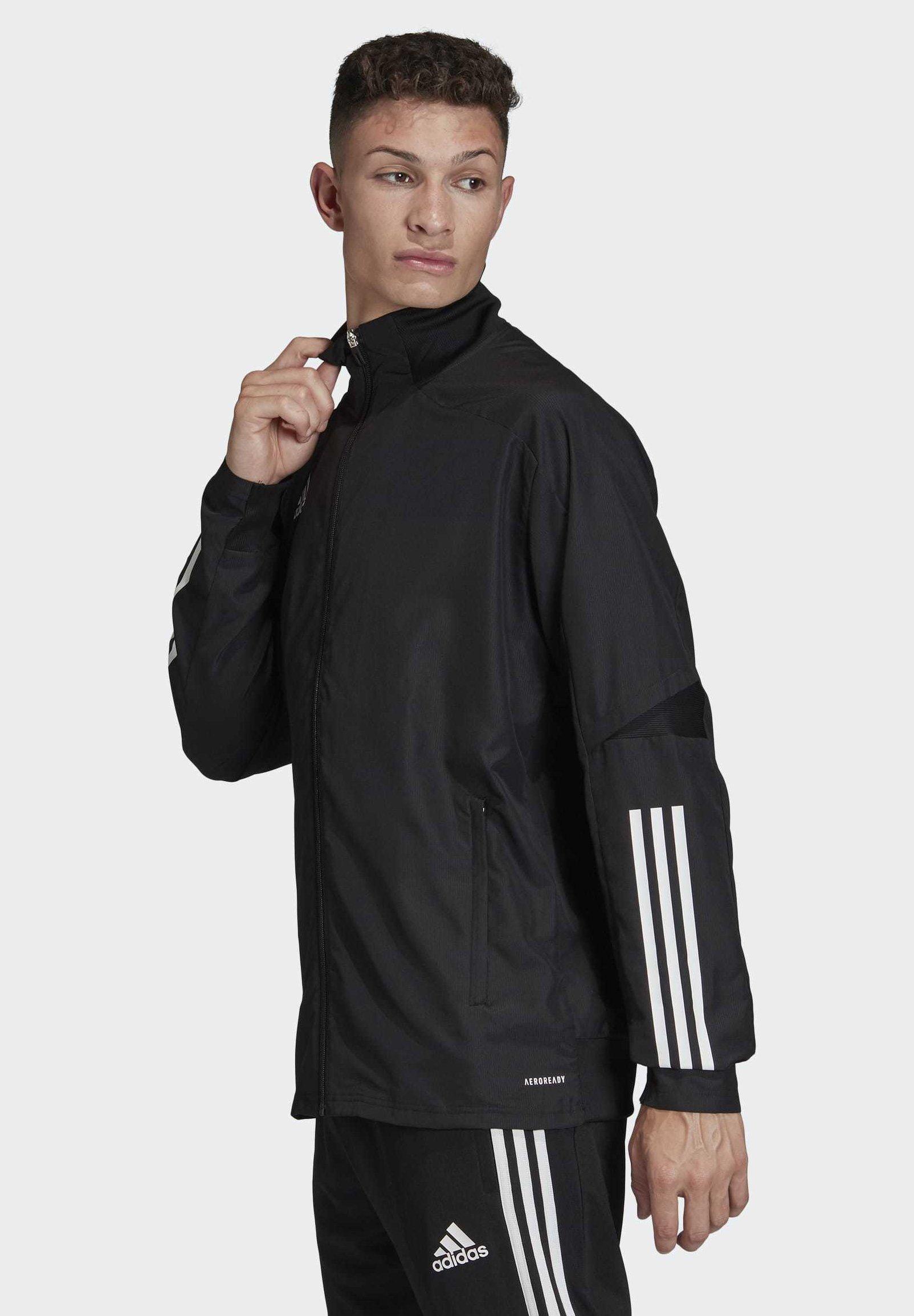 adidas Performance CONDIVO 20 PRESENTATION TRACK TOP - Treningsjakke - black