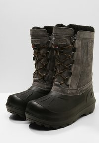 Viking - SVARTISEN - Winter boots - charcoal/black - 2