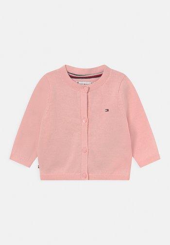 BABY FINE CARDIGAN - Cardigan - pink