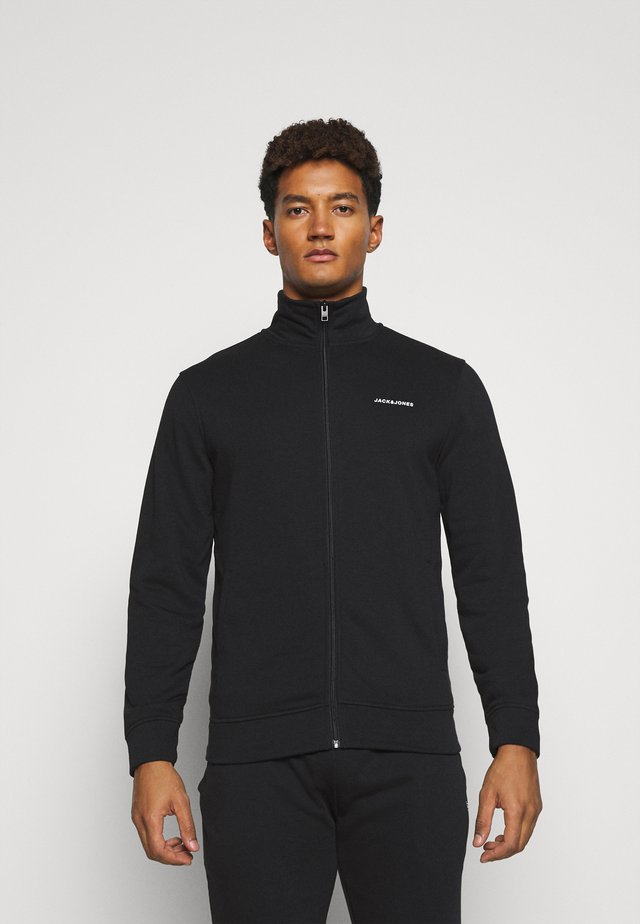 JCOZTERRY TRACK SUIT SET - Träningsset - black
