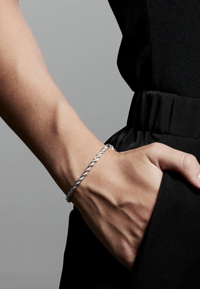 Pilgrim - Bracelet - silver-coloured