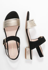 San Marina - BADRA - Sandals - black - 3