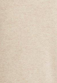 Repeat - Stickad tröja - beige - 2