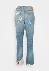 Polo Ralph Lauren - AVERY - Jeans relaxed fit - light indigo - 1