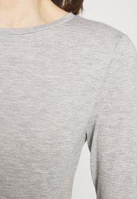 Marks & Spencer London - Top sdlouhým rukávem - grey - 4