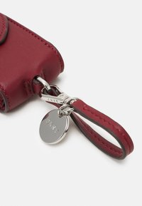 DKNY - SANITIZER HOLDING DANGLE - Other accessories - bright red - 1