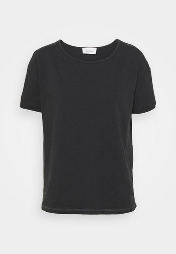 RITASUN - Basic T-shirt - carbone