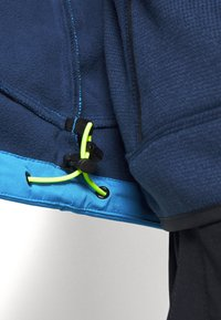 CMP - MAN JACKET ZIP HOOD - Soft shell jacket - river blue ink - 5