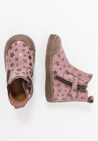 Froddo - ROSARIO CHELYS MEDIUM FIT - Kotníkové boty - dark pink - 0