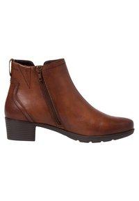 Jana - STIEFELETTE - Ankle boots - hazelnut - 2