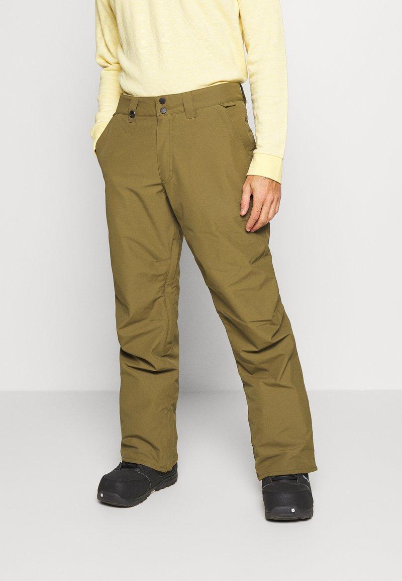 Quiksilver - ESTATE - Snow pants - military olive