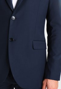 Pier One - Suit - dark blue - 5