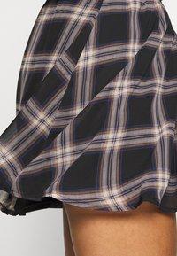 JDY - JDYJOLINE SKIRT  - A-snit nederdel/ A-formede nederdele - black/multicolor - 5