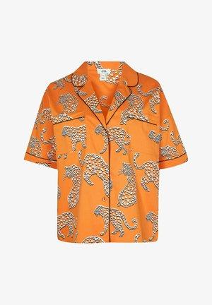 Haut de pyjama - orange