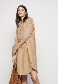 RIANI - Shirt dress - beige - 5