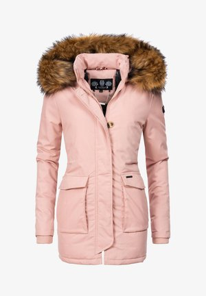SCHNEEENGEL PRC - Winter coat - rosa