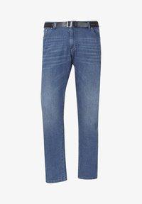 Jan Vanderstorm - Straight leg jeans - hellblau - 2