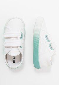Superga - 2750 - Trainers - white/blue/light crystal - 0