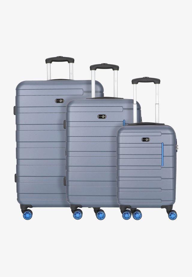 Set di valigie - blau/hellblau