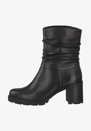 Classic ankle boots - black antic 002