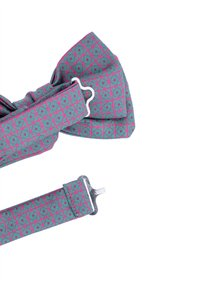 Hans Hermann - EINSTEIN - Bow tie - grau pink - 1