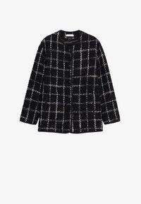 Mango - Short coat - schwarz - 6