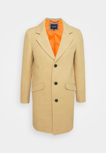 COAT RUSSEL - Classic coat - caramel