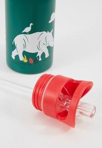Frugi - SPLISH SPLASH STAINLESS STEEL DRINKING BOTTLE - Trinkflasche - rhino ramble - 2