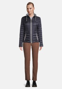 Gil Bret - GIL BRET STEPPJACKE MIT KUNSTDAUNE - Winter jacket - donkerblauw - 1