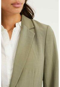 WE Fashion - Blazer - army green - 4