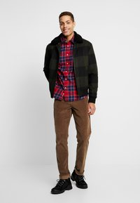 CELIO - PARED CHECK - Overhemd - red - 1