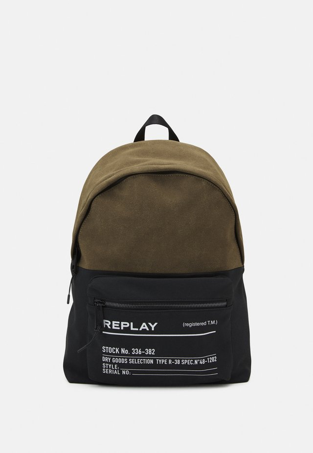 BACKPACK UNISEX - Mochila - brown
