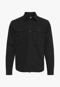 Solid - SDLOKE OVERSHIRT - Summer jacket - black - 4