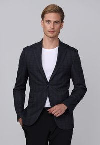 Basics and More - Blazer jacket - navy - 0