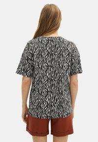 LC Waikiki - Print T-shirt - black - 2