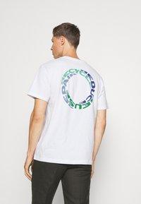 GAP - GRAPHIC  - Print T-shirt - optic white - 0