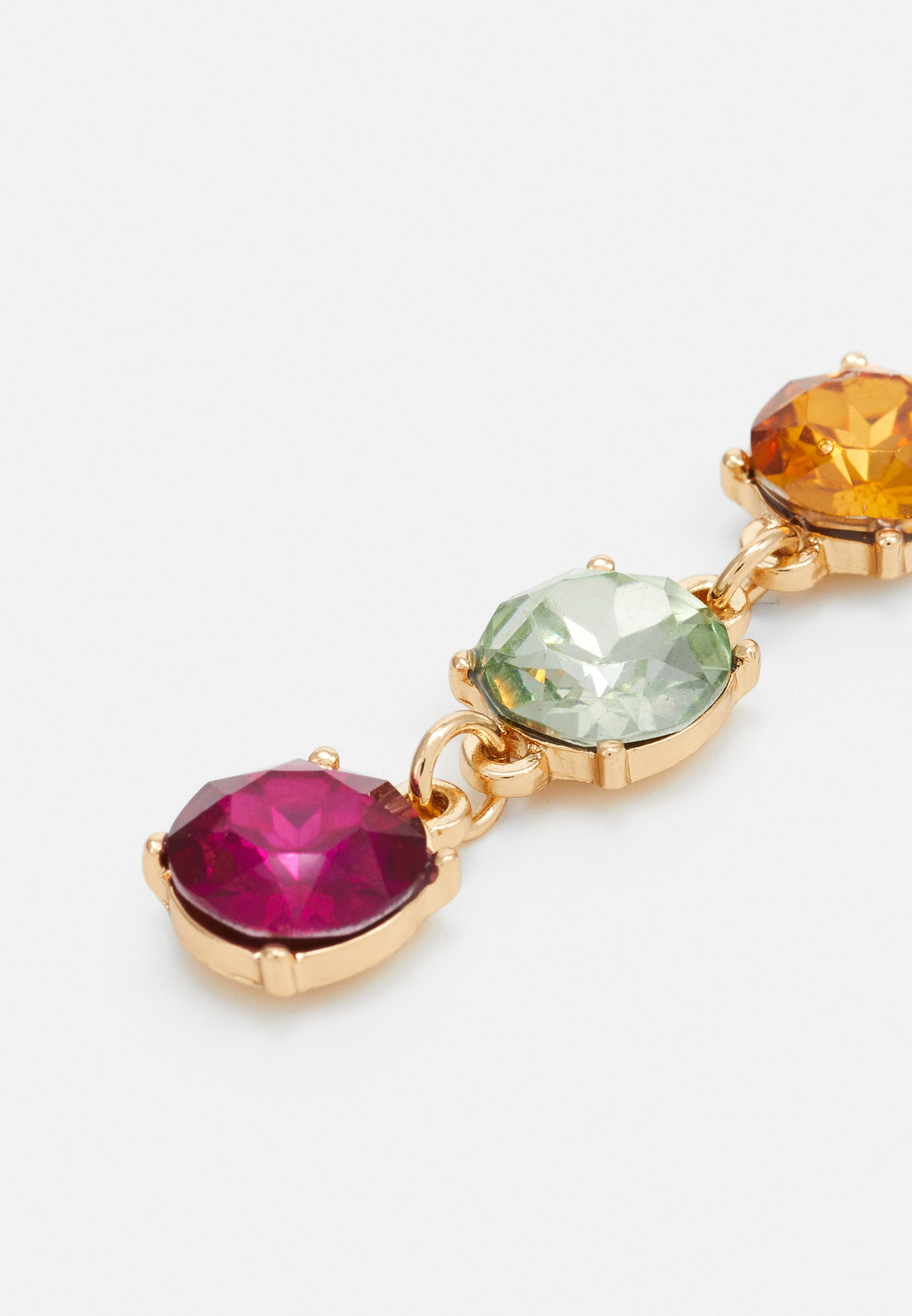 Pieces Pcmadelin Earrings - Ohrringe Gold-coloured/pink/orange/green/purple/mehrfarbig