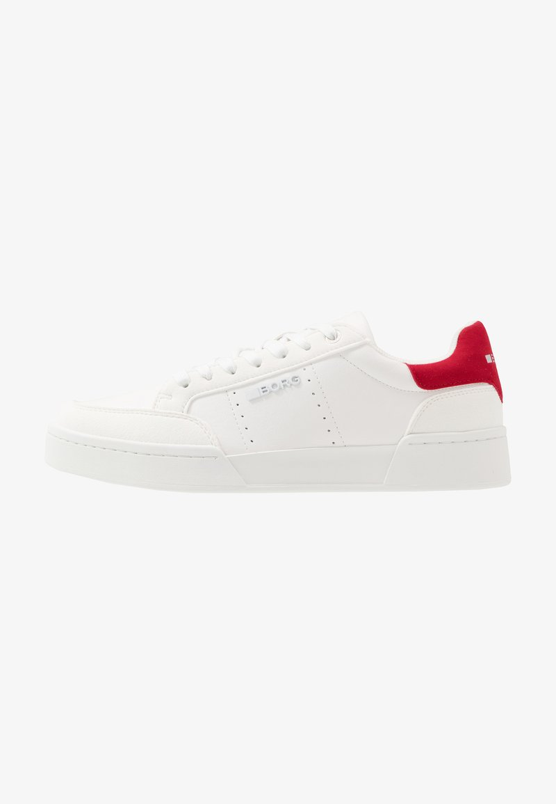Björn Borg - Trainers - white/red