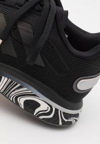 adidas Performance - SUPERNOVA BOOST PRIMEGREEN RUNNING SHOES - Neutral running shoes - core black/pink tint - 5