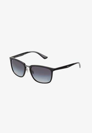 Sonnenbrille - black/gray gradient