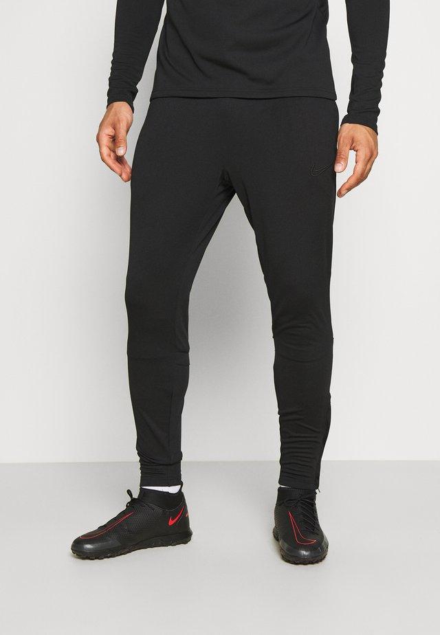 ACADEMY 21 PANT - Tracksuit bottoms - black