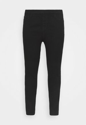 JEGGING - Slim fit jeans - black